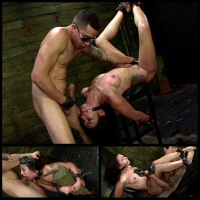 Earns A Facial After Bondage Slave (10 Sep 2015) Sexual Disgrace
