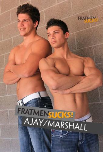 FratmenSuck - Ajay & Marshall