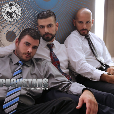 Getting Loaded at lunch time – Antonio Biaggi, Dominic Sol, Mike Dozer