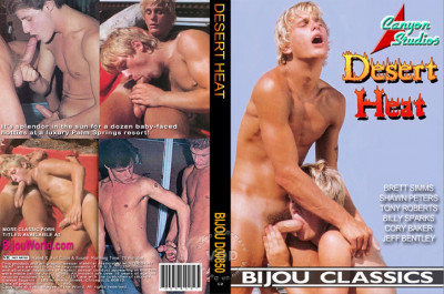 Bareback Desert Heat (1985) — Shawn Peters, Brett Simms, Tony Roberts