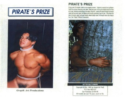 Grapik Art Productions - Pirate's Prize