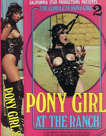 California Star - Pony Girl At The Ranch