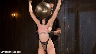 Fresh Meat – Charlotte Sartre Suffers And Orgasms In Bondage