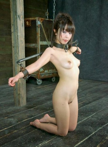 Sexiest Japanese woman in BDSM