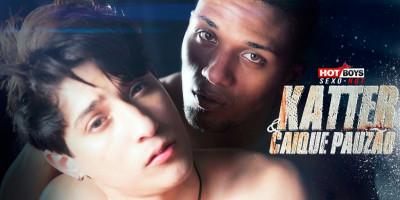 Lukas Katter and Caique Pauzao