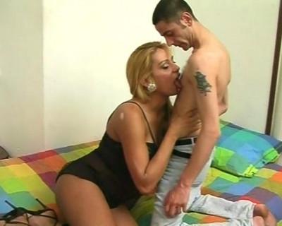 She-Male Pleasure - Scene 1