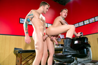 Under My Skin Part 1 - Scene 2: Christian Wilde & James Ryder