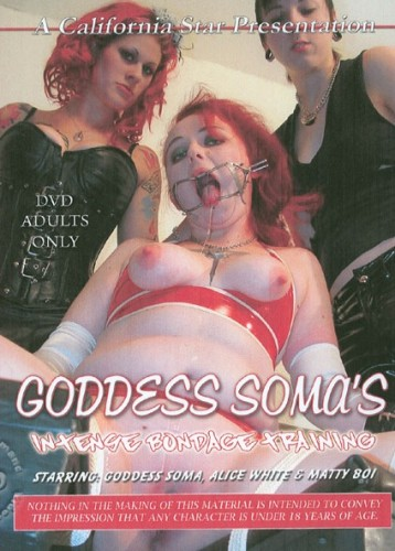 Goddess Soma's Intense Bondage Training