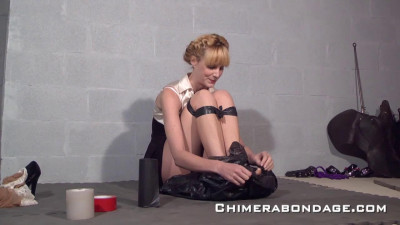 Ariel has an idea to use different things for bondage... (2013)