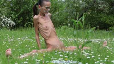 Fetish Skinny Anorexia Solo And Posing Girls 24 Video