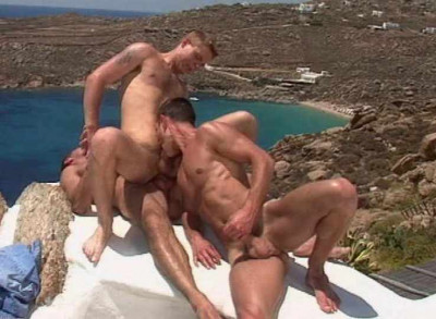 Seaside Anal Sex