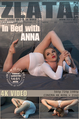Zlata - Aug 02, 2016 - In Bed with Anna