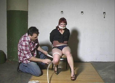 Hom Style Bondage for Cherry - Part 1