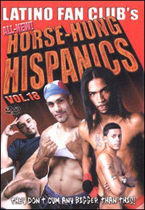 Horse Hung Hispanics 18