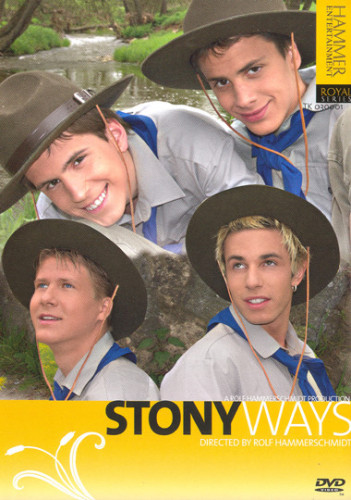 Stone Ways (uniform, men, twinks, first time)
