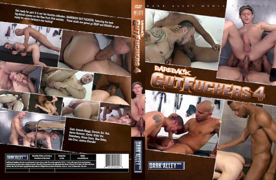 Dark Alley Media Bareback Gut Love Part 4