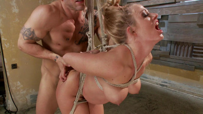 MILF Gets Ass Fucked in Tight Bondage — Only Pain HD
