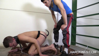 Hard Kinks — Punished (Jhoel Blond, Sergio Mutty)
