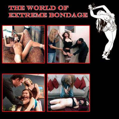 The world of extreme bondage 191