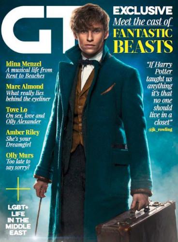Gay Times — November 2016