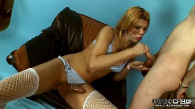 Melanie Hickman – Italian She Male 35