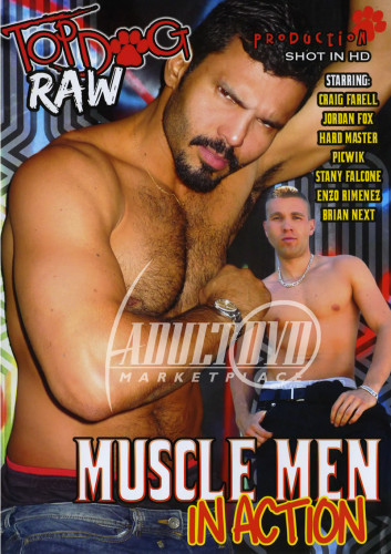 Muscle Men In Action (2012)