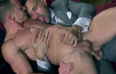 Cine-X Finale - men, sexy, cocks, video
