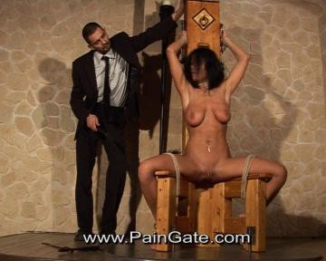Paingate – Punishment Chair