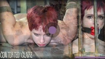 Contorted Claire 2 – Claire Adams