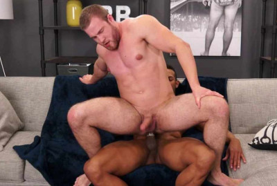 Hard Cock For Straight Muscle Man