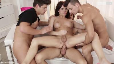 Joshua Levy, Nick Vargas, Shane Hirch And Sasha Shatalova