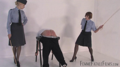 Mistress Eleise De Lacy & Miss Woods - Judicial Punishment