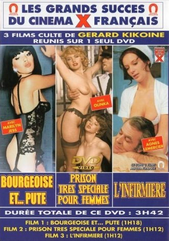 AFrance - Bourgeoises Et... Pute! (1982) (Blue One)