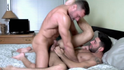 Muscular Studs With Uncut Dicks
