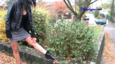 Roxy outdoor piss NP