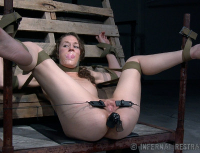 IR – April 14, 2014 – Bonnie Day, OT – Bonnie's Bad Burglary Bondage Day – HD