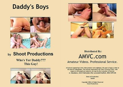 Daddy's Boys (none available, Shoot Productions)
