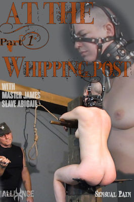 At The Whipping Post Part 1 – Abigail Dupree And Master James