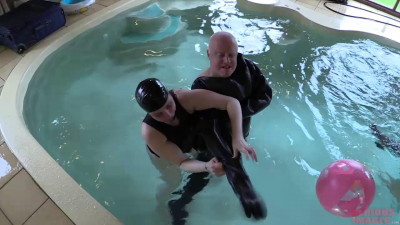 Manchester Rubber Pool Party Part 1