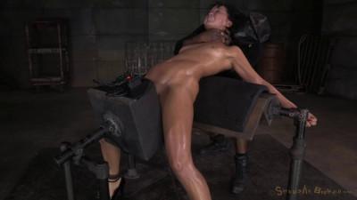 Sybian Orgasms & Brutal Messy Deepthroat