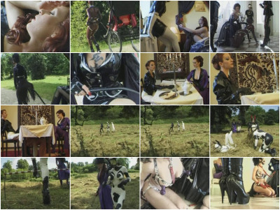 Marquis – Ponygirls Part 1