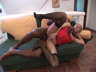 Stunning blonde rocked by BBC