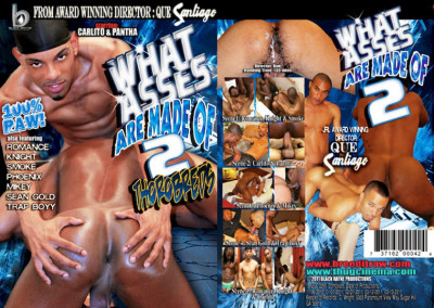 Black Rayne Productions – What Asses Are Made Of 2: Thorobreds (2011)