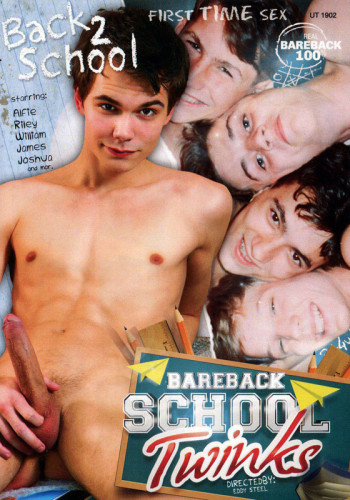 Back vol.2 School - Bareback School Twinks