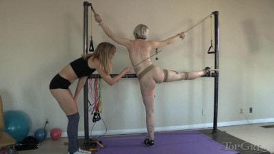 Fat Little Whore :Ella Nova, Mona Wales — BDSM, Humiliation, Torture