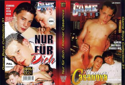 Game Boys Collection 31 Kleiner Casanova
