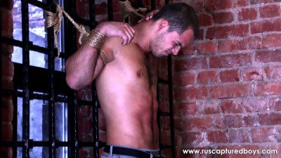 RusCapturedBoys - Punishment Of Fighter Anton 1