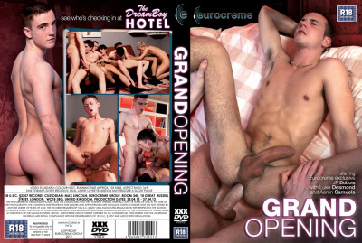 The DreamBoy Hotel — Grand Opening