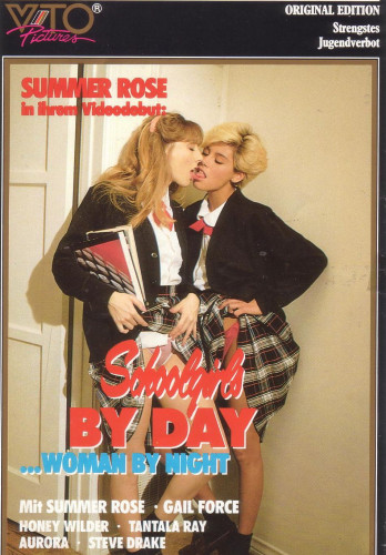 Schoolgirl By Day Woman By Night (1985) (Jack Remy, VTO, LA Video)