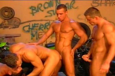 Hot Gay All Boning And Sucking Male Fuck Party